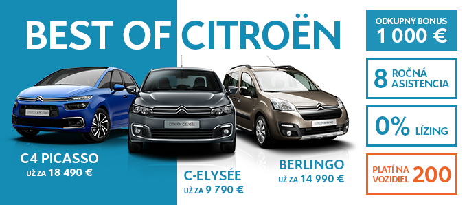 Best of Citroen januar