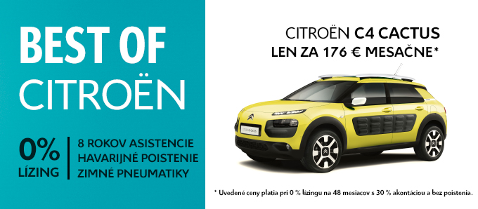 Best of Citroen Cactus